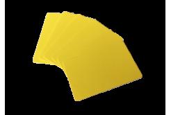 Zebra Premier card, žlutá