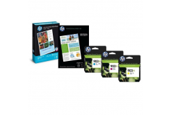 HP 903XL 1CC20AE color (color) multipack cartus original