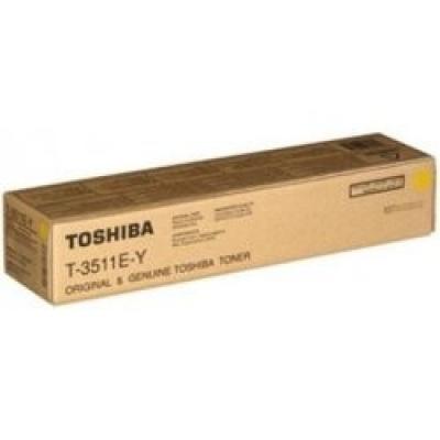 Toshiba T3511E galben (yellow) toner original