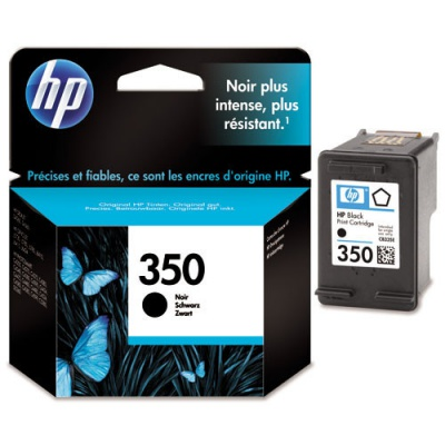 HP 350 CB335EE negru (black) cartus original
