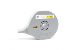 Bandă adezivă Biovin LS-09Y, 9mm x 8m, galben