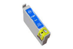 Epson T0802 azuriu (cyan) cartus compatibil