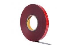 3M VHB 4646-F, 9 mm x 3 m, gri dublă faţă-verso bandă adezivă acrilică, 0,6 mm