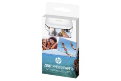 """HP W4Z13A öntapadó hartie foto ZINK 50x76mm (2x3""""), 20 buc, 290 g/m2 thermo"""