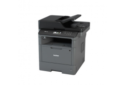 Brother MFC-L5700DN multifunctionala laser - A4, 40ppm, 256MB, 1200x1200, PCL, dup, USB, LAN, 250l 40ADF FAX