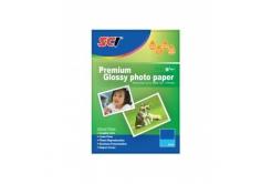 SCI GPP-260 Glossy Inkjet Photo Paper, 260g, 13x18cm, 20 buc., hârtie foto lucioasa