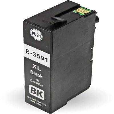 Epson 35XL T3591 negru (black) cartus compatibil