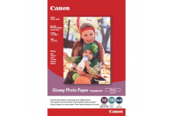 "Canon GP-501 Photo paper Everyday Use, hartie foto, lucios, alb, 10x15cm, 4x6"", 210 g/m2, 100 buc"