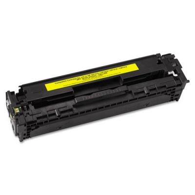HP 125A CB542A galben (yellow) toner compatibil