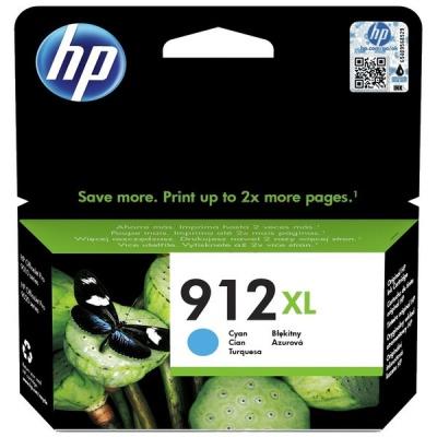 HP 912XL 3YL81AE azuriu (cyan) cartus original