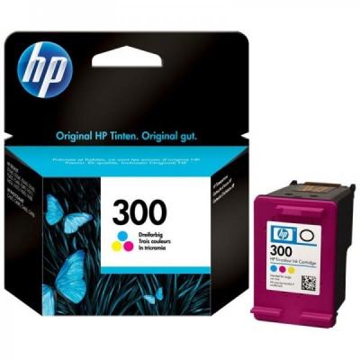 HP 300 CC643EE color cartus original