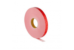 3M VHB LSE-110WF Banda adeziva dublă, pentru materialele plastice LSE, tl. 1,1 mm, 25 mm x 33 m