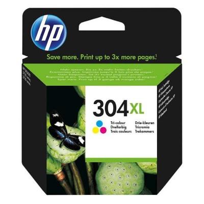 HP 304XL N9K07AE color cartus original