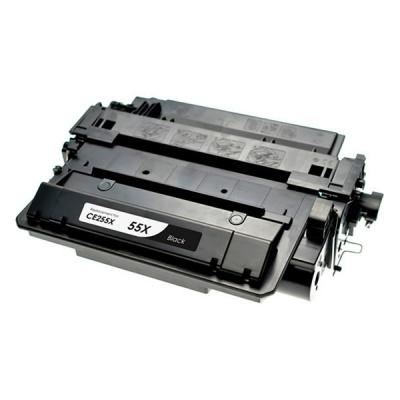 HP 55X CE255X negru toner compatibil