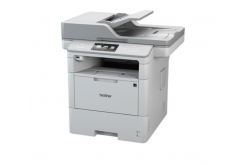 Brother DCP-L6600DW multifunctionala laser - A4, scan dual, 46ppm, 512MB. 1200x1200, PCL6 dup USB LAN WIFI ADF80 - 520+50l