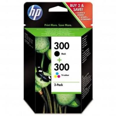 HP 300 CN637EE multipack cartus original