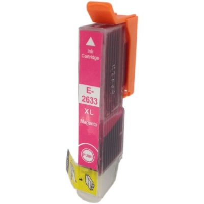 Epson T2633 XL purpuriu (magenta) cartus compatibil