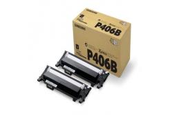HP SU374A / Samsung CLT-P406B dual pack negru (black) toner original