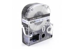 Epson LC-SS6BW, 6mm x 8m, text albastru / fundal alb, banda compatibila