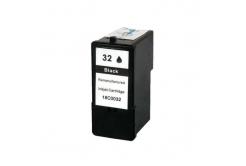 Lexmark 32 18C0032E negru (black) cartus compatibil