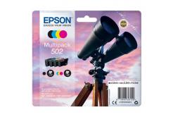 Epson 502 T02V640 CMYK multipack cartus original