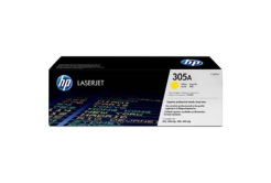 HP 305A CE412A galben (yellow) toner original