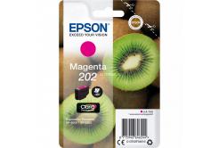 Epson 202 C13T02F34010 purpuriu (magenta) cartus original
