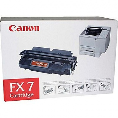 Canon FX7 negru (black) toner original