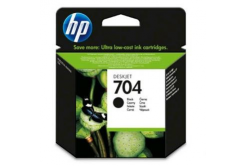 HP 704 CN692AE negru (black) cartus original