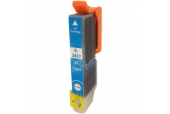 Epson T2432 XL azuriu (cyan) cartus compatibil