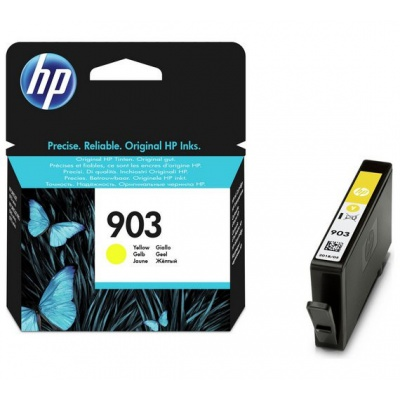 HP 903 T6L95AE#301 galben (yellow) cartus original