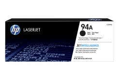 HP toner original CF294A, black, 1200 pagini, HP 94A, HP LaserJet Pro M 118 dw, MFP M 140 Series, MFP M 148, 1360 g