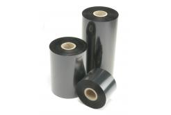 TTR ribon ceara (wax) 70mm x 74m IN negru