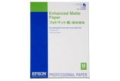 Epson Enhanced mate Paper, alb, 50 buc, imprimarea cu jet de cerneală, A2, 192 g/m2