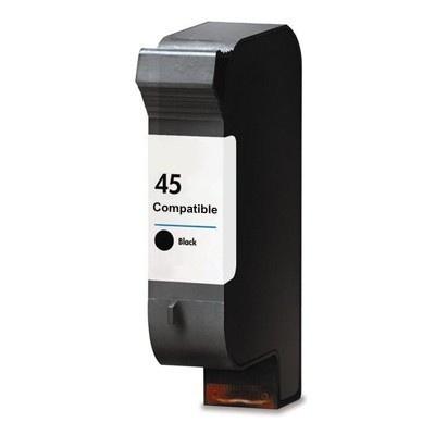 HP 45 51645A negru (black) cartus compatibil