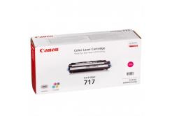 Canon CRG-717 purpuriu (magenta) toner original