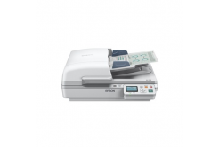Epson WorkForce DS-6500N scaner, A4, 1200x1200dpi, NET, DADF