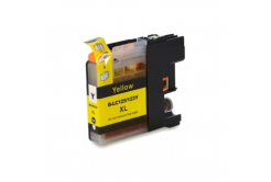 Brother LC-125XL / LC-127XL galben (yellow) cartus compatibil