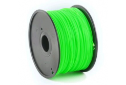 Gembird 3D filament ABS, 1,75mm, 1kg, verde
