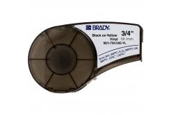 Brady M21-750-595-YL / 142811, vinyl banda, 19.05 mm x 6.40 m
