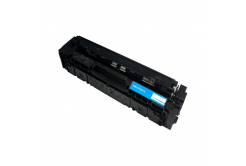 HP 201X CF401X azuriu (cyan) toner compatibil