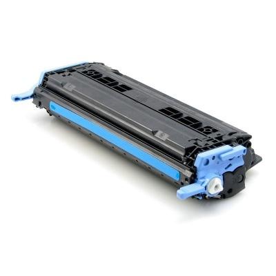 HP 124A Q6001A azuriu (cyan) toner compatibil