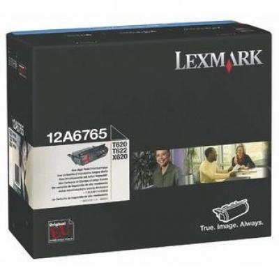 Lexmark 12A6765 negru (black) toner original