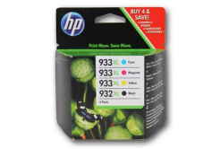 HP 932XL, 933XL C2P42AE azuriu/purpuriu/galben/negru (cyan/magenta/yellow/black) cartus original