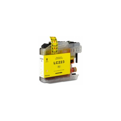 Brother LC-223XL galben (yellow) cartus compatibil