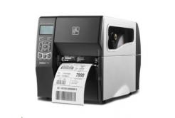 Zebra ZT230 ZT23043-D3E200FZ imprimante de etichetat, 12 dots/mm (300 dpi), peeler, display, ZPLII, USB, RS232, Ethernet