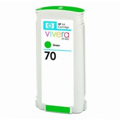 HP 70 C9457A verde (green) cartus original