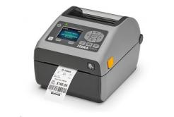 Zebra ZD620 ZD62142-D2EL02EZ DT imprimante de etichetat, LCD, 203 dpi, USB, USB Host, Serial , LAN, 802.11, BT, cutter, ROW