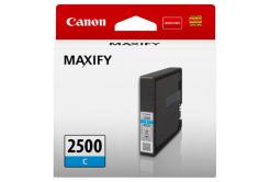 Canon cartus original PGI-2500 C, cyan, 9.6ml, 9301B001, Canon MAXIFY iB4050,iB4150,MB5050,MB5150,MB5350,MB5450
