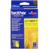 Brother LC-1100HYY galben (yellow) cartus original